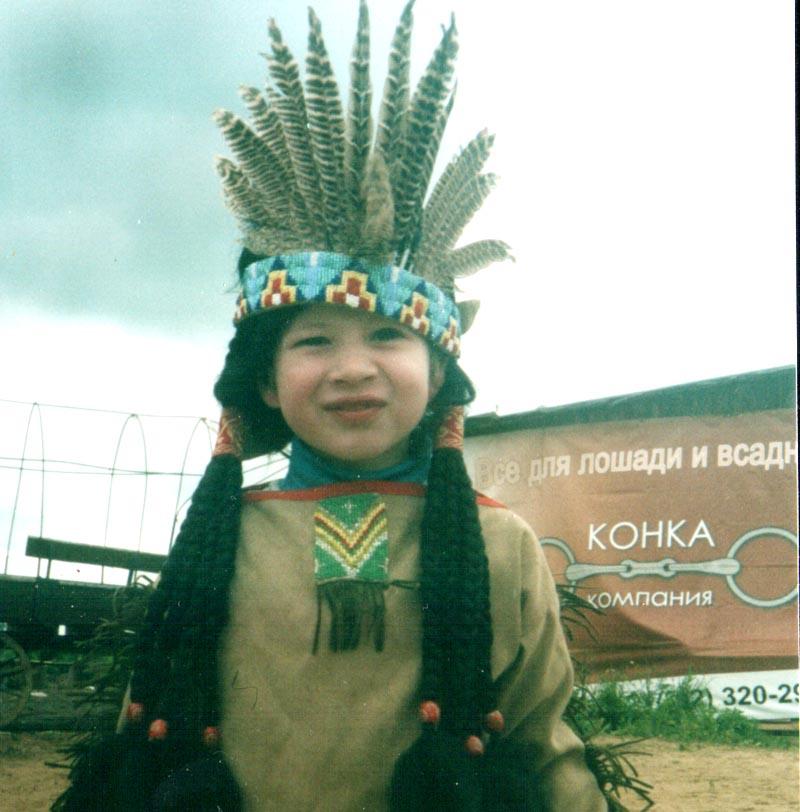 Костюмы индейцев своими руками из подручных материалов фото 81